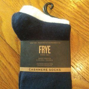 Frye Accessories - NEW! FRYE Cashmere Boot Socks (2 pairs)